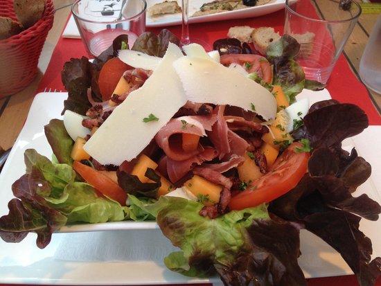 Salade El Asador un regal
