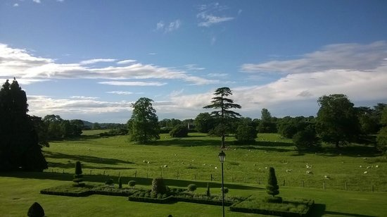 Warner Holme Lacy House Hotel: Holme Lacy Grounds