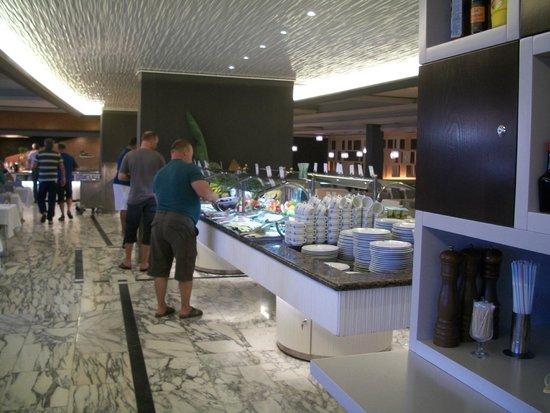 Gloria Palace San Agustín Thalasso & Hotel: Comedor Buffet