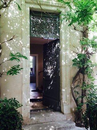 Maison de Myon : entree