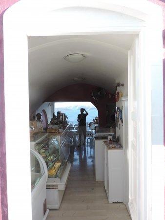 SKIZA Cafe: Por dentro