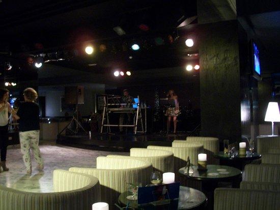 Gloria Palace San Agustín Thalasso & Hotel: Sala de espectáculos y discoteca