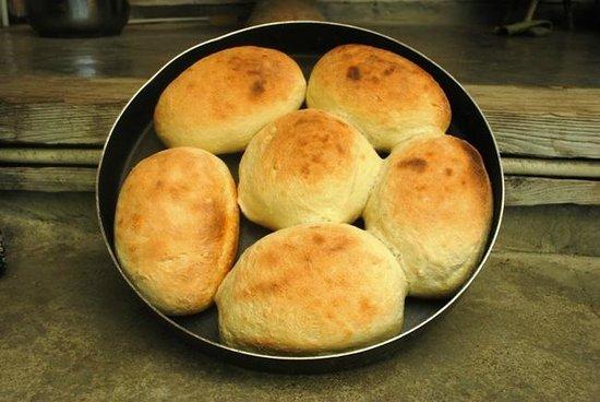 Meroli: köy ekmeği