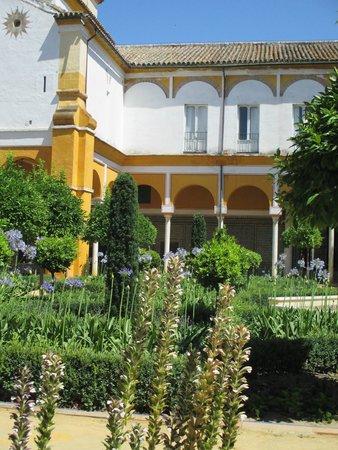 Casa de Pilatos: GIARDINO INTERNO