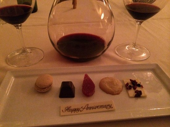 La Belle Vie: Decanted Wine