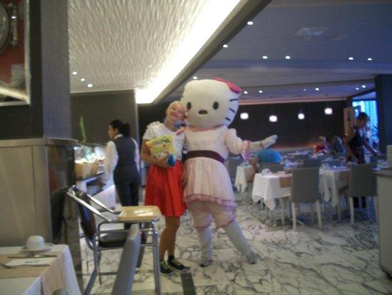 Gloria Palace San Agustin Thalasso & Hotel: Comedor Buffet