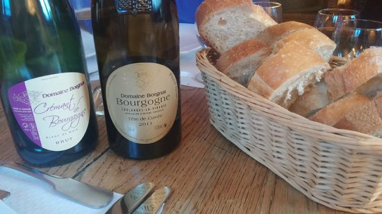 Domaine Borgnat: Two of their wines