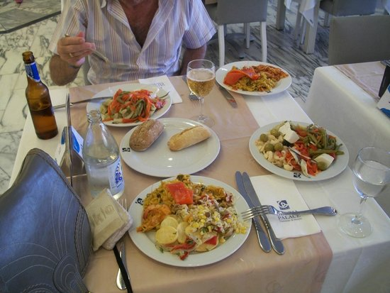Gloria Palace San Agustin Thalasso & Hotel: Buffet