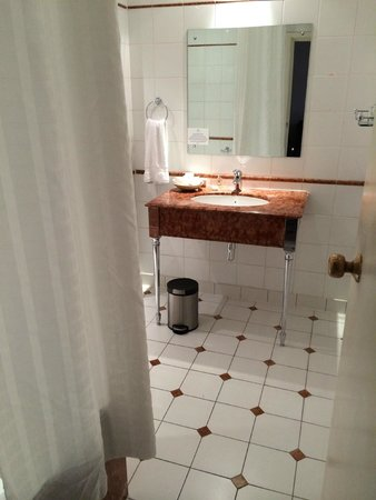 Millennium Hotel London Mayfair: bagno