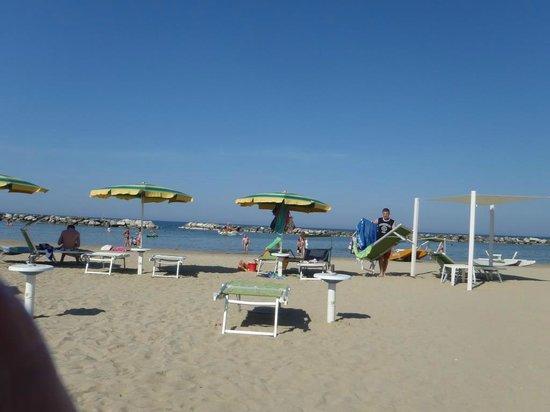 Hotel Conti: Strand