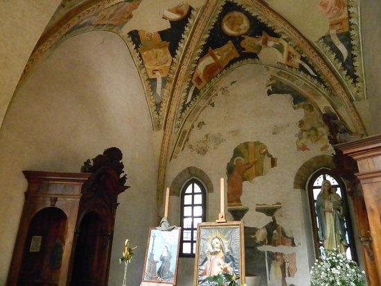 Basilica di S. Giovanni Evangelista : Внутри