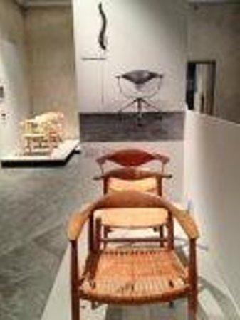 Designmuseum Danmark: Danish Designmuseum exhibit