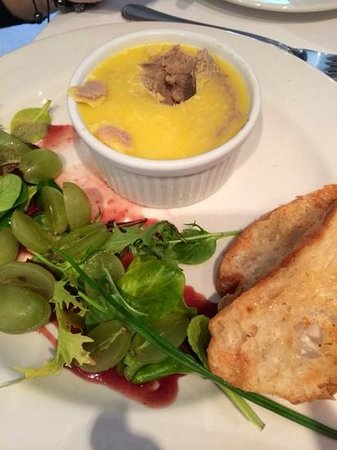 Avontuur Wine Estate: Duck Liver parfait