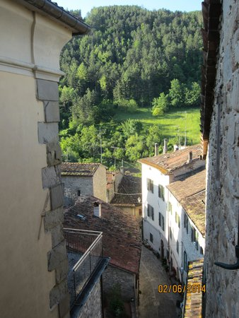 Vecchio Convento: View from Rm 7