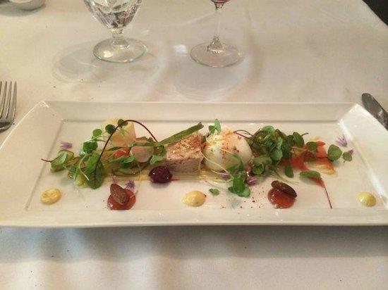 Plaisir Gourmand: Fois Gras