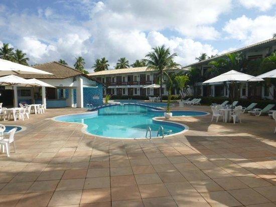 Oceano Praia Hotel : Piscina