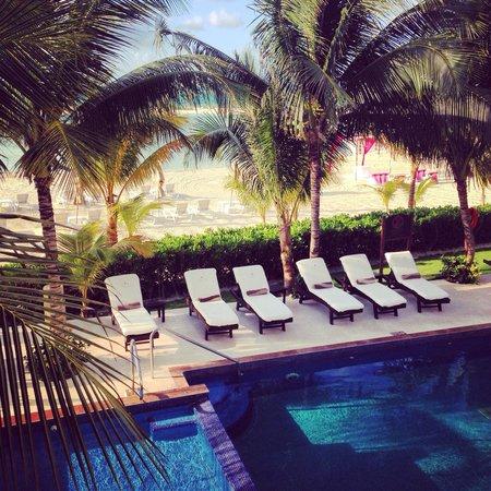 El Dorado Maroma, a Beachfront Resort, by Karisma : View from the Presidential Suite Room 1011