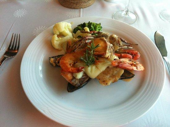 Luxury Bahia Principe Sian Ka'an Don Pablo Collection: Seafood grill