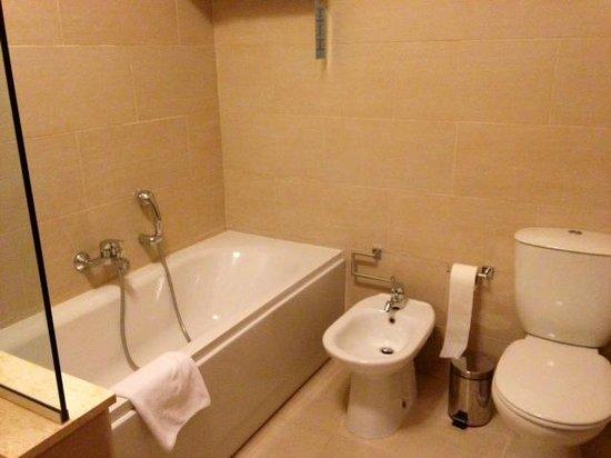 Jaz Crystal Resort: bagno