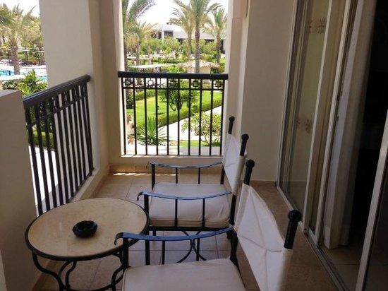 Jaz Crystal Resort: balcone