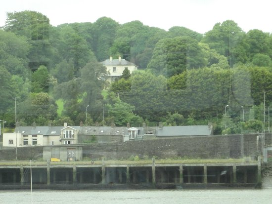 Sion Hill House: view of sion hill from waterford