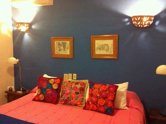 Villa Mercedes Petit Hotel : Junior suite