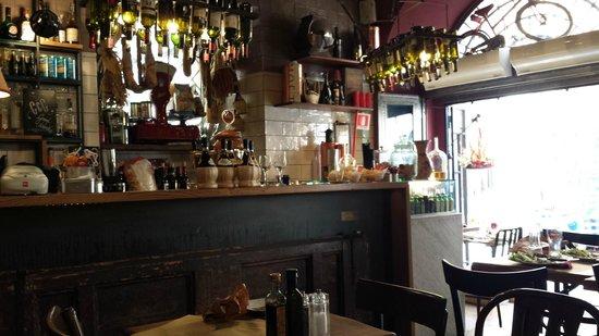 Patate al cartoccio picture of cantina e cucina rome tripadvisor - Cucina e cantina ...