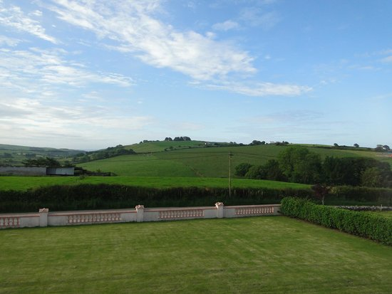 Rosalithir Bed & Breakfast : View of the scenery