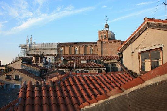 Locanda Ca' del Console: View from room