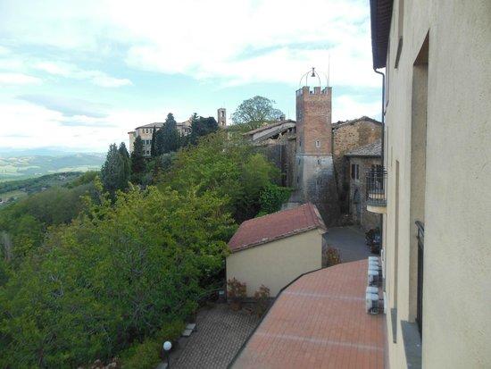 Hotel dei Capitani: Terrace of Hotel