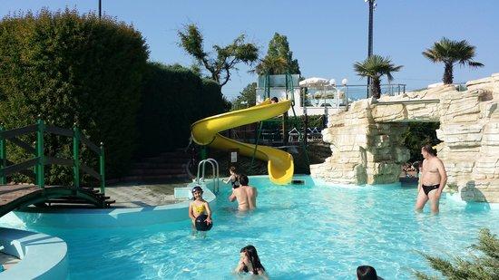 Camping Riccione: La piscina