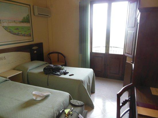 Hotel dei Capitani: Bedroom