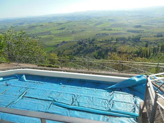 Hotel dei Capitani : Pool on Terrace