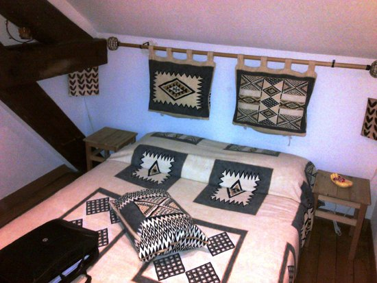 Hotel La Tourelle Du Beffroi : Stanza
