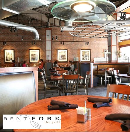 Bent Fork Grill: come on in