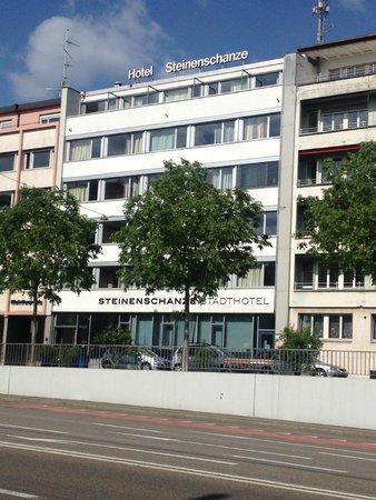 Steinenschanze Stadthotel: esterno