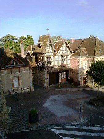 Hotel La Tourelle Du Beffroi : Dalla Terrazza