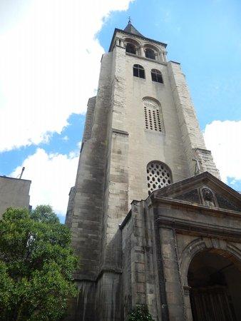 Paris Urban Adventures: Église de Saint-Germain-des-Prés