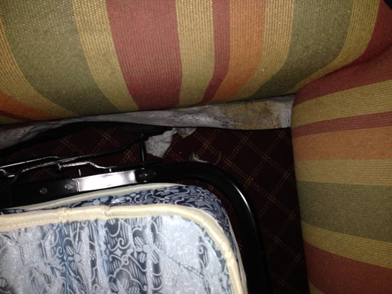 Extended Stay America - Providence - Airport : Horror
