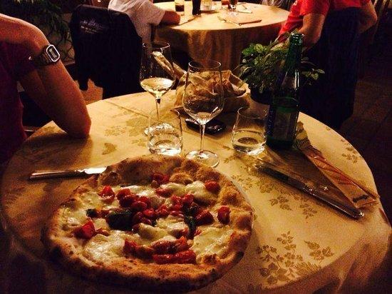 Bar Calise: la pizza