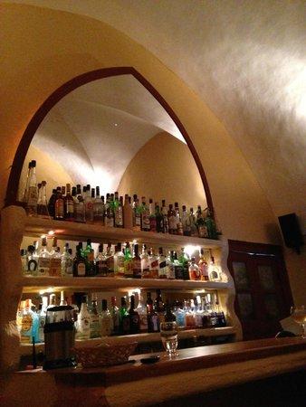 Karma: The bar inside