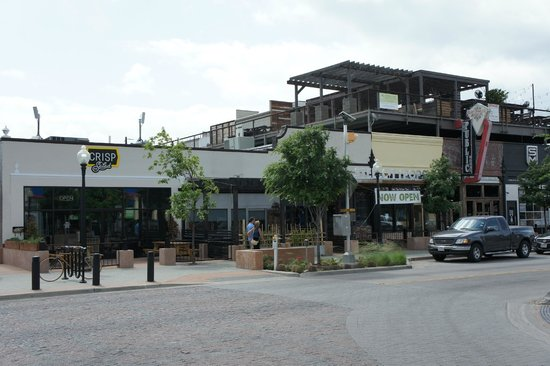 Lower Greenville Restaurants And Roof Top Patios Crisp