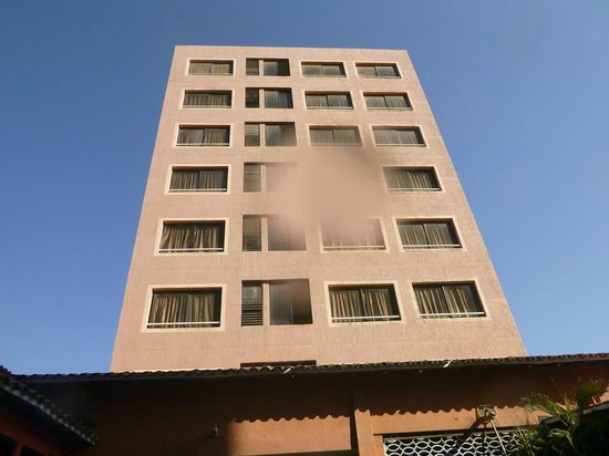 Hotel María Luisa: Hotel