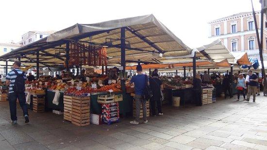 Ca' Gottardi: mercato