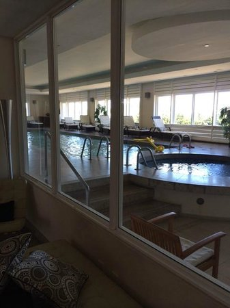 Punta Del Este Resort & Spa: Hot pool