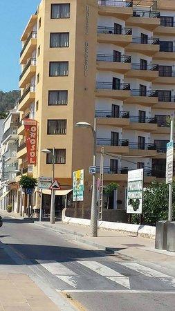 Orosol Hotel : hotel