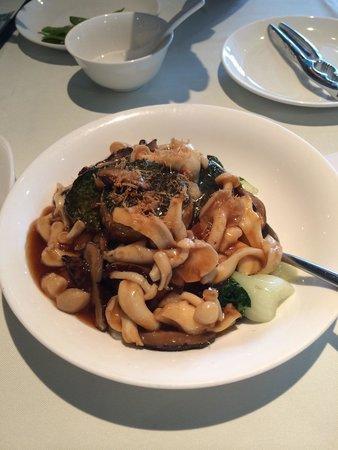 Tung Lok Seafood: Tofu