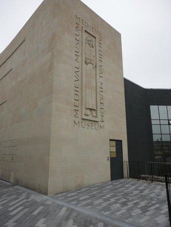 Waterford Treasures Medieval Museum: building