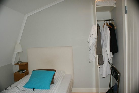 Hotell Pilen: This is a single room without bathroom.