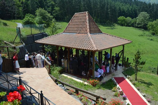 Hotel & Spa Etxegana: Yogló Balines